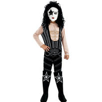 Boys Starchild Costume Deluxe - Kiss