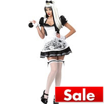 Adult Dark Alice Costume