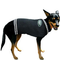 New York Jets NFL Dog Sweater