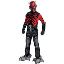Boys Darth Maul Costume Deluxe - Star Wars
