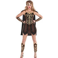 Adult Sexy Warrior Princess Costume