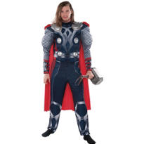 Adult Thor Muscle Costume