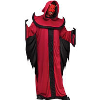 Adult Prince of Darkness Costume