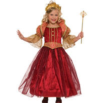 Girls Renaissance Damsel Costume