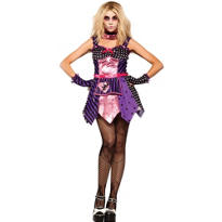 Adult All Stitched Up Doll Costume