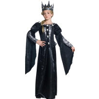 Teen Girls Ravenna Evil Queen Costume - Snow White and the Huntsman