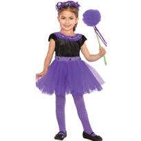 Toddler Girls Purple Princess Costume