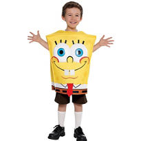Toddler Boys SpongeBob Costume