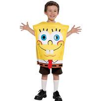Toddler Boys SpongeBob Costume