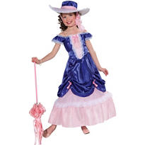 Girls Blossom Southern Belle Costume