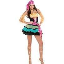 Adult Mystifying Gypsy Costume