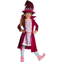 Toddler Girls Evie Costume Deluxe - Mike the Knight