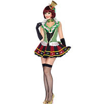 Adult Lucky Lady Costume