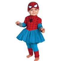 Baby Cutie Spider-Girl Costume