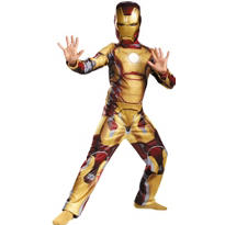 Boys Classic Iron Man 3 Costume