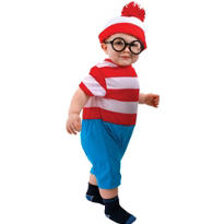 Baby Where's Waldo Costume