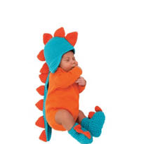 Baby Dash the Dragon Costume