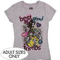Monster High Best Ghoul Friends T-Shirt