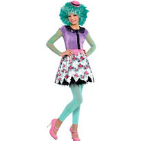 Girls Honey Swamp Costume Deluxe - Monster High