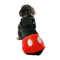 Mickey Mouse Dog Hoodie