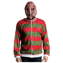 Adult Freddy Hoodie - A Nightmare On Elm Street