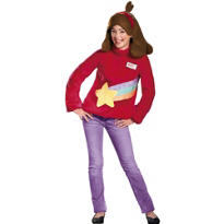 Girls Mabel Pines Costume - Gravity Falls