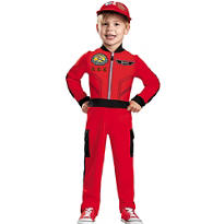 Toddler Boys Dusty Costume - Planes: Fire & Rescue
