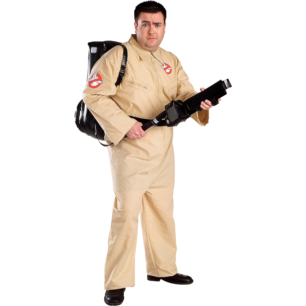 Adult Plus Size Ghostbusters Costume | Party City