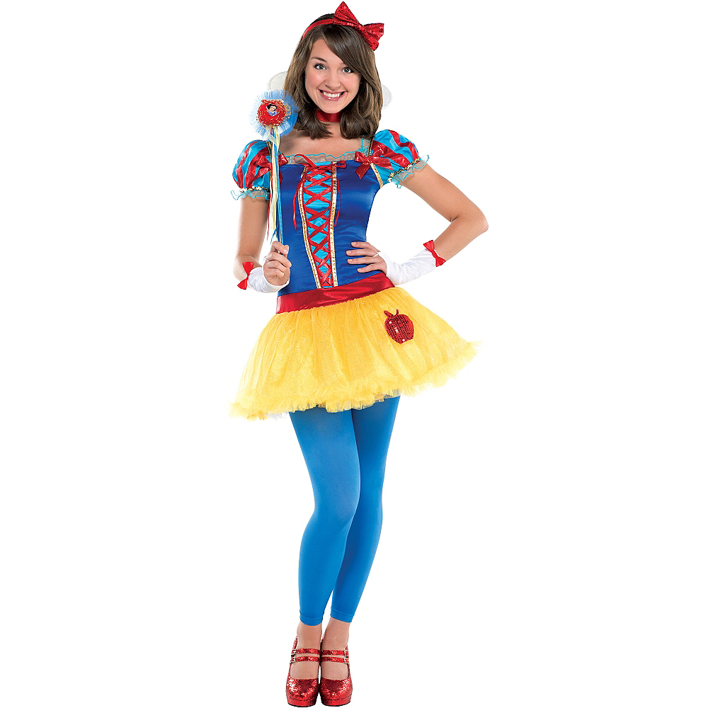 Teen Girls Snow White Costume | Party City