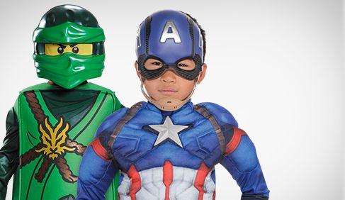 Boys' Halloween Costumes