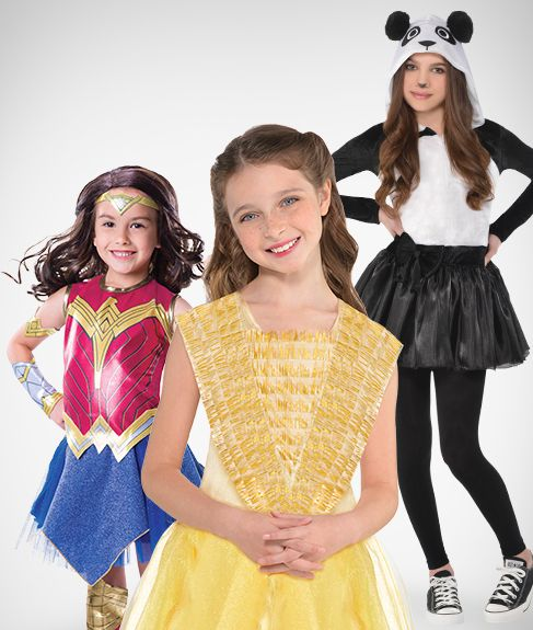 Girls' Costumes