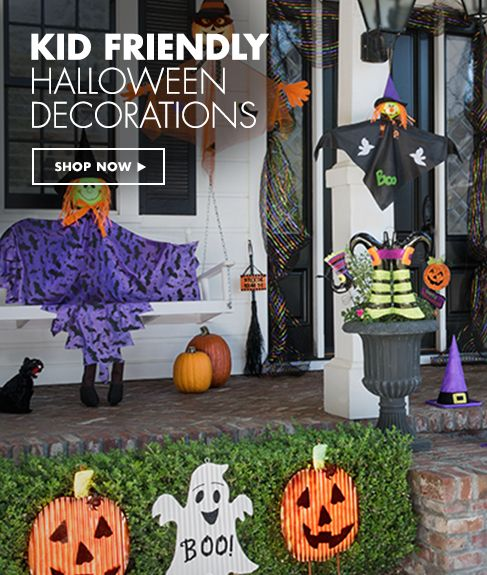 Kid Friendly Decorations