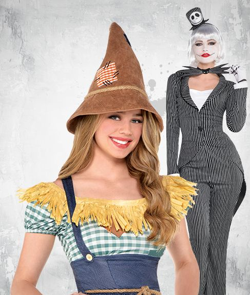 Women's Halloween Costumes