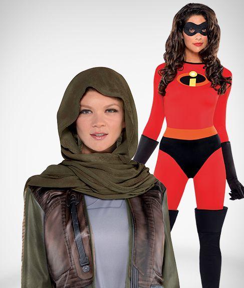 Women's Costumes