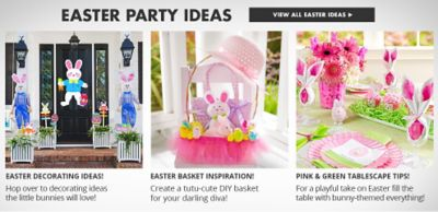 easter party supplies   easter decorations amp ideas   party