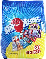 Buy 2 Get 1 Free Airhead Candy