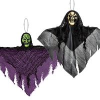 12in Scary Hanging Props - Starting $0.99