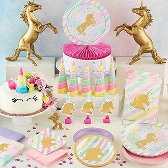 Girls' Birthday Themes