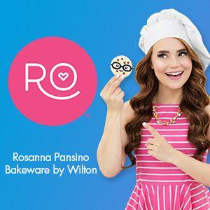 Rosanna Pansino Bakeware