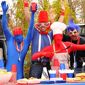 Tailgate Party Supplies