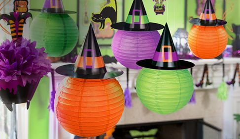 Indoor & Outdoor Halloween Decorations