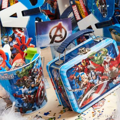 Avengers Party Ideas Party City