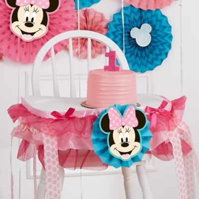 Minnie Mouse First Birthday Ideas First Birthday Party Ideas
