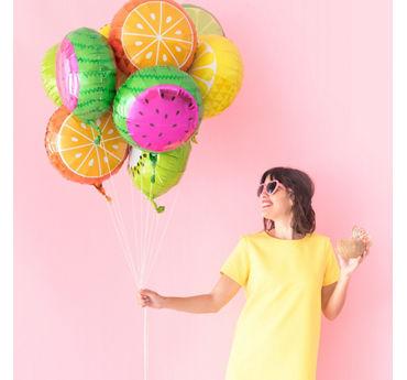 Tutti Frutti Balloons Idea