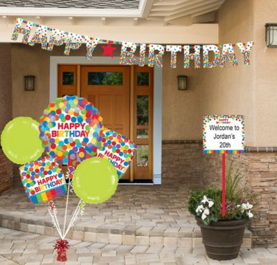 Birthday Decorations & Party Decor   Party City