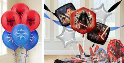 Star Wars Balloons & Star Wars Balloons | Party City