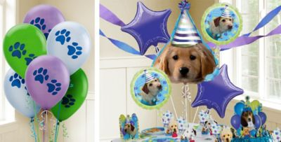 Party Pups Balloons Party City