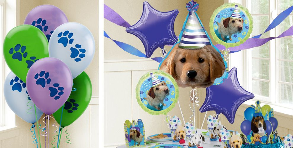 Party Pups Balloons