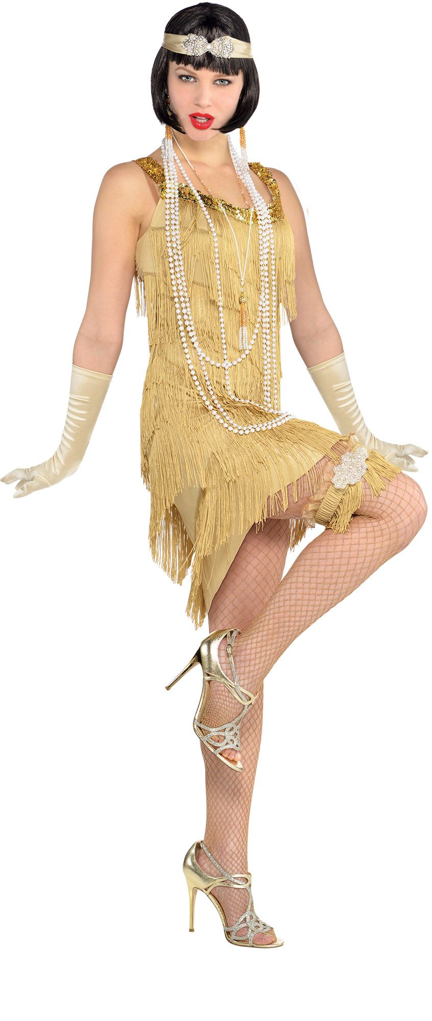 Create Your Look - Female Flapper