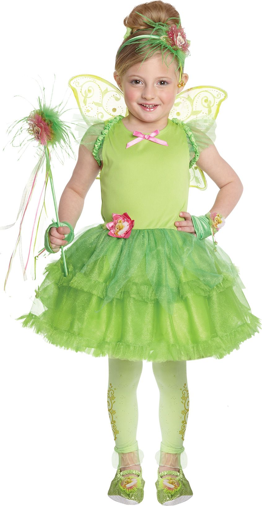 Create Your Look - Girl Tinker Bell